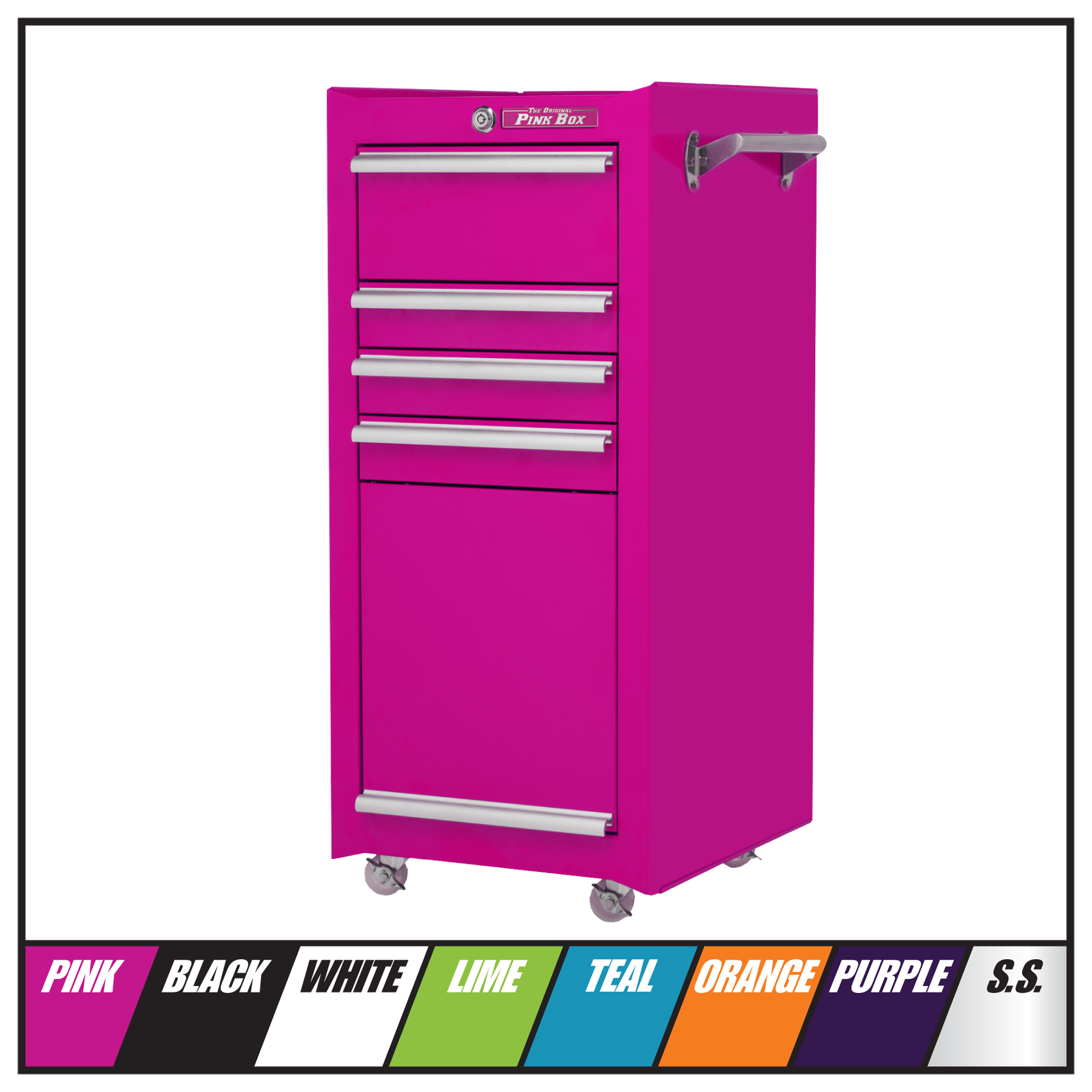 Marvelous Tool Boxes The Original Pink Box Download Free Architecture Designs Grimeyleaguecom