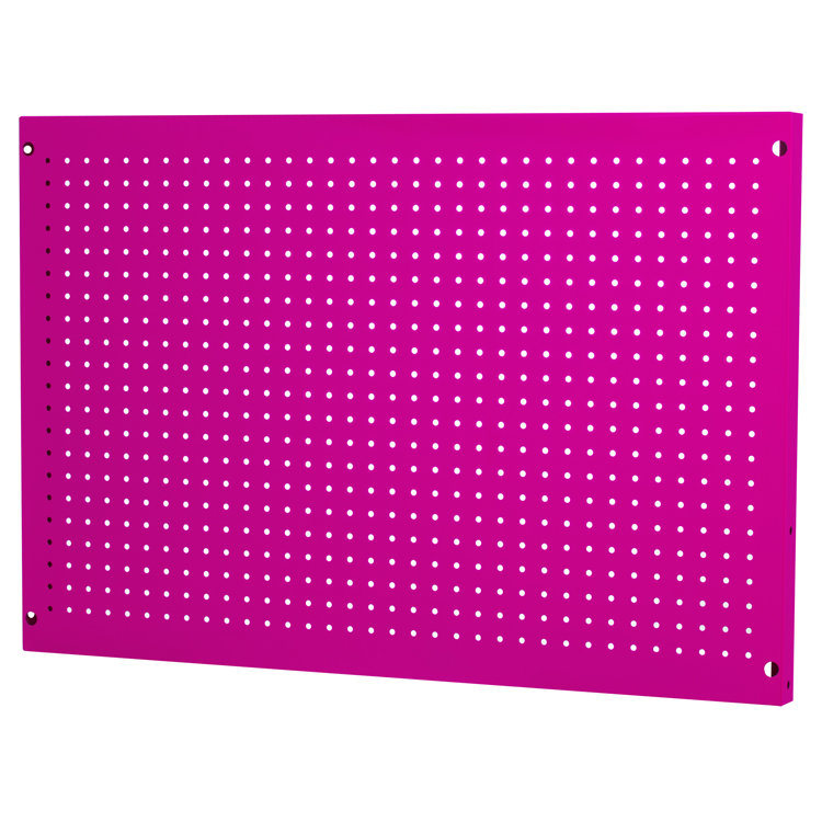Pink Steel Pegboard The Original Pink Box