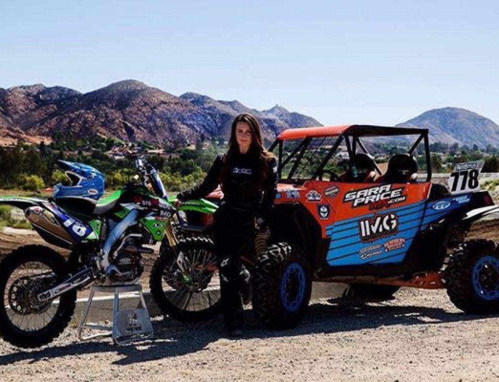 Sara Price – Professional Motocross and Supercross Racer