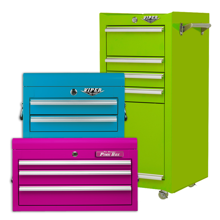Stupendous Tool Boxes The Original Pink Box Download Free Architecture Designs Grimeyleaguecom